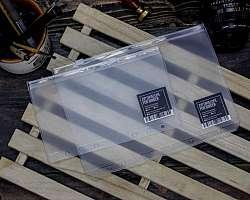 Sacos plasticos transparentes
