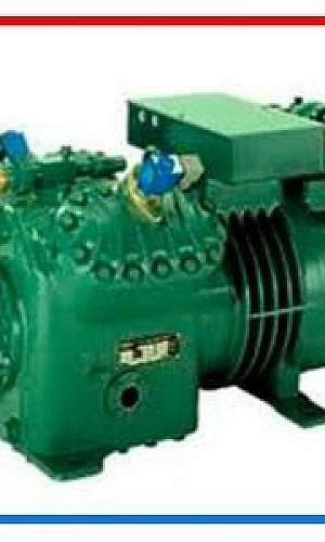 Compressor semi hermético