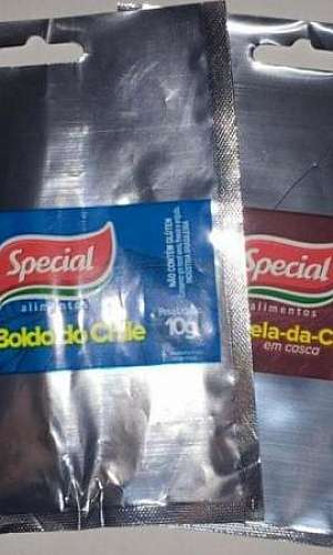Embalagem plástica personalizada