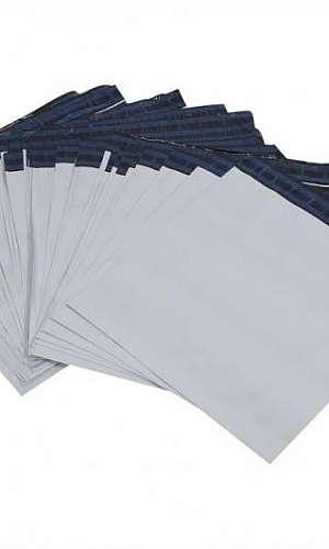 Envelope de saco plástico