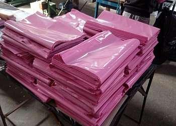 Fabricante de saco plástico com zíper