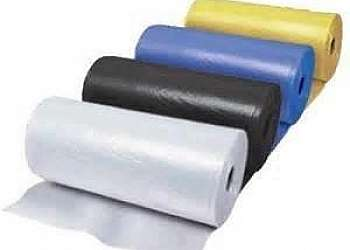 Saco plástico com zíper para cobertor
